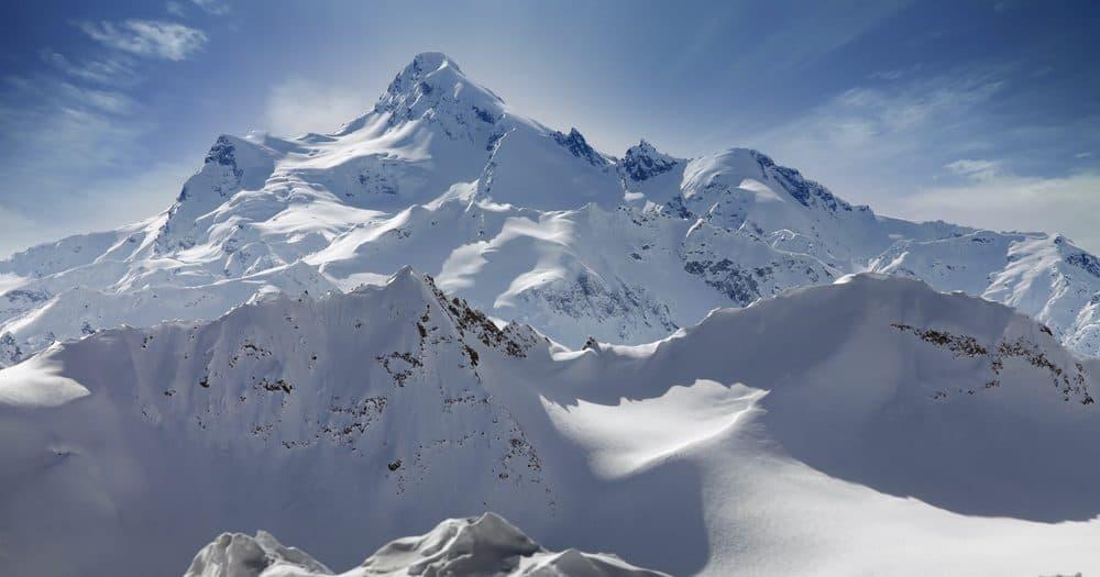 Elbrus Mountain Russia
