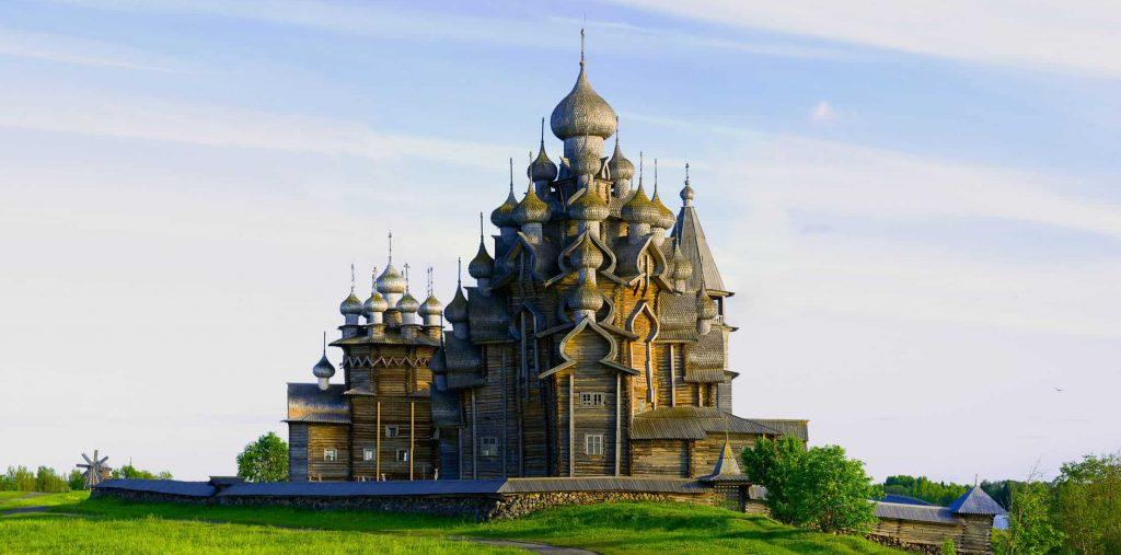 Kizhi Island Russia - Russia Tourist Attractions