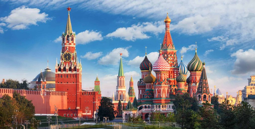 Red Square Russia Attractions